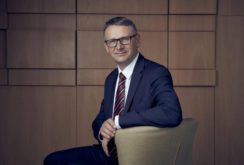 Andrzej Zygadło członkiem zarządu ds. personalnych (CHRO)