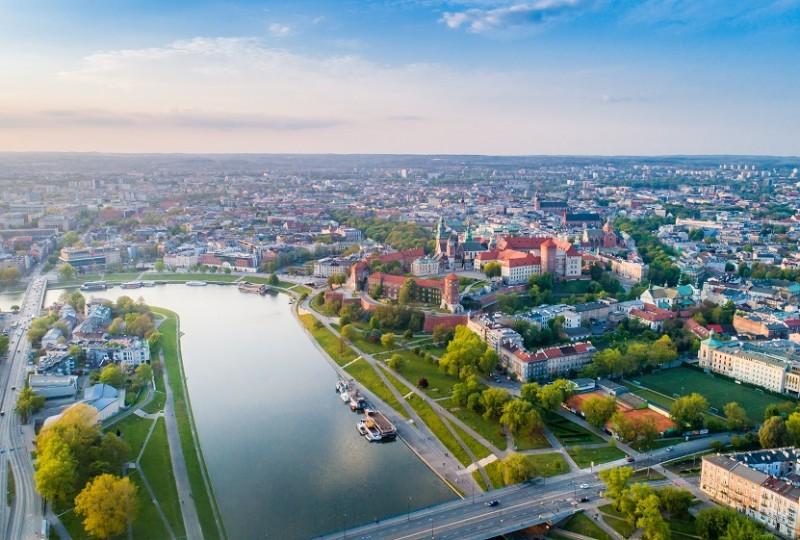 Kraków inwestycyjną perłą Małopolski