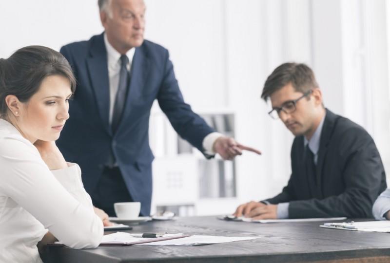 Ponad połowa pracowników uważa, że doświadczyła mobbingu
