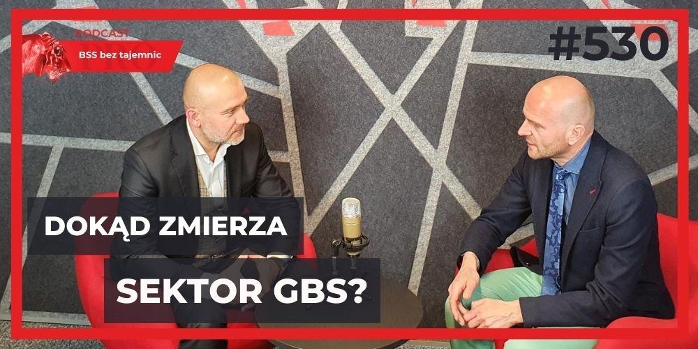 W jakim kierunku rozwija się sektor GBS? Wywiad z Michałem Bielawskim.